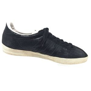 hot sales 3230f 0ca3d adidas Shoes - LOWEST Adidas Gazelle Black Snake Sneakers 6.5